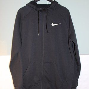 Nike Dri-Fit fleece zip hoodie